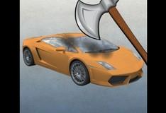 Игра Разбей мою машину