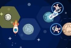 Игра Космическое спасение