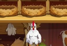 Игра Безумие злобного цыпленка