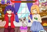 Играть бесплатно в Игра Салон для Котиков