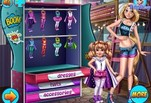 играйте в Игра Супер Рапунцель с дочкой