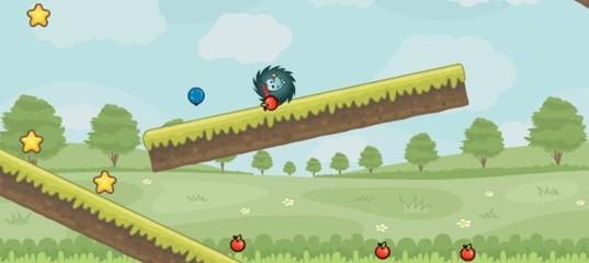 Поймай яблоко