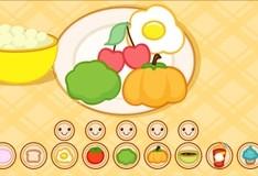 Игра Любимая семейная еда