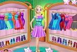 Игра Игра Эльза идет по магазинам