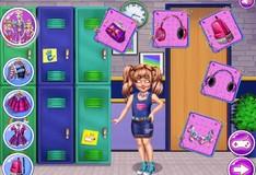 Игра Игра Одевалка девочек принцессы Эльзы