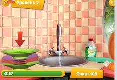 Игра Игра Посуда Барбоскины
