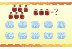 Игра Игра Лунтик: Математика