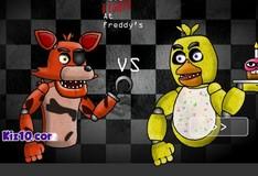Игра Игра на двоих: Игра Пять боёв с Фредди