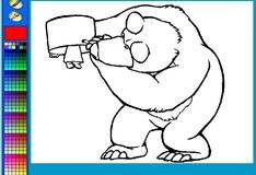 Игра Игра Медведь Ищет Машу