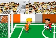 Игра Смешной футбол