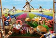 Игра Земля тюльпанов