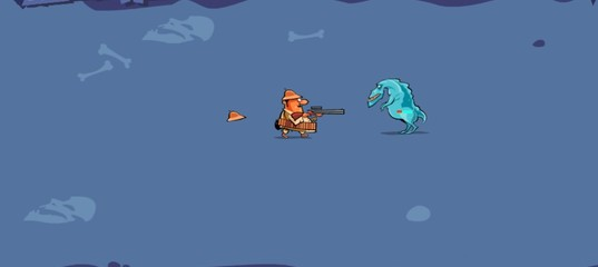 Игра Крутой охотник