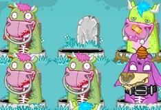 Игра Коровы-зомби из ада