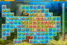 Игра Игра Фишдом - уборка в аквариуме