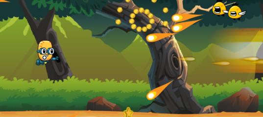 Игра Герои в супер приключенческом боевике