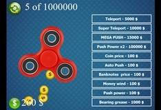 Игра Fidget Spinner Clicker
