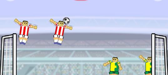 Игра Футбол и физика