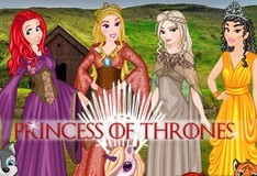 Игра Принцессы престолов