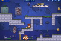 Игра Игра на двоих: Игра Ловкие воры 1