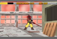Игра Игра Могучие Рейнджеры: Самураи - Меч Канджи