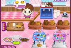Игра Игра Пончики Джонни