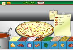 Игра Игра Суперпиццерия: искусство приготовления пиццы