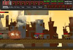 Игра Игра Армия против пришельцев