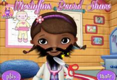 Игра Игра Сбрить Бороду Доктор Плюшева