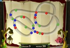 Игра Игра Цветы на линии