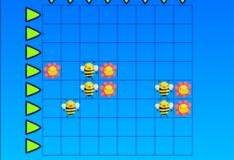Игра Игра Пчелы и цветы