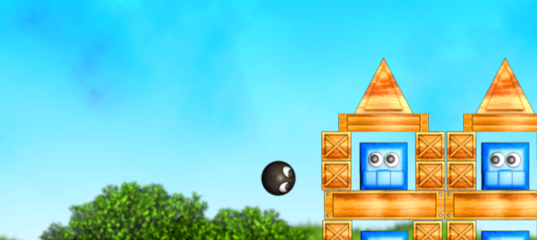Игра Жестокие шары