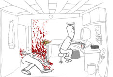 Игра Игра на двоих: Игра Убить босса