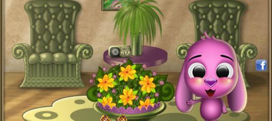 Игра Цветы для мамочки