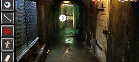 Игра Побег из комнаты ужасов: Часть 3
