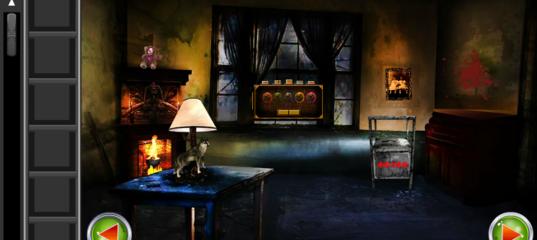 Игра Побег из ужасного дома 2