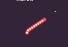 Игра Игра Неоновые змеи
