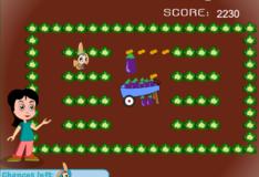 Игра Игра Зайчик на ферме