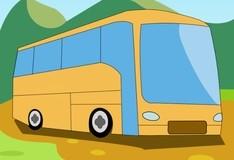 Игра Автобусное ралли