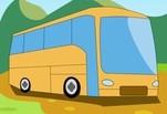 Играть бесплатно в Автобусное ралли