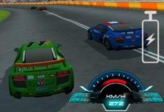 Игра Racing Thunder