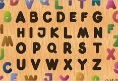 Игра Пазл английский алфавит