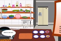 Игра Приготовление холодного салата