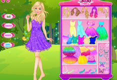 Кукла принцесса бабочка