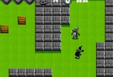 Игра Бомберы рыцари