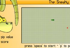 Игра Большая змейка