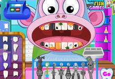 Игра Башмачок у стоматолога