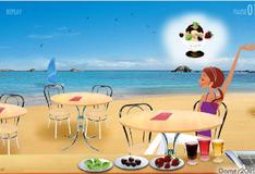 Игра Кухня на пляже