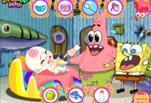 Игра Малыши Спанч Боб и Патрик