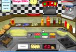 Игра Кухня для приготовления бургеров