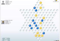 Игра Игра Китайская звезда: Шашки
